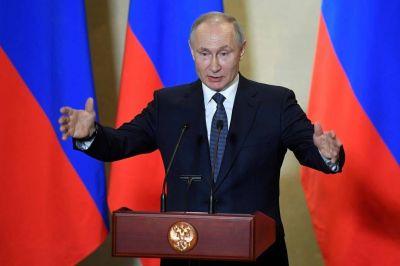 Coronavirus en Rusia: Vladimir Putin anunció que registró la primera vacuna contra el Covid-19