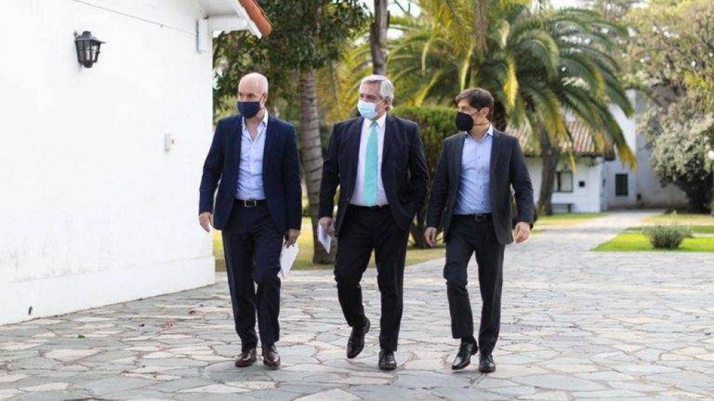 Inseguridad y cuarentena: los dos frentes inmediatos que deberá resolver Alberto Fernández