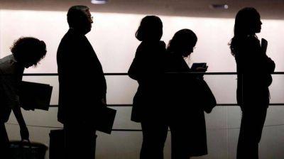 La pandemia generó que las empresas privadas suspendieran a más de 740.000 trabajadores