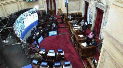 Senado avanza con la ampliación del Presupuesto (prorrogado)