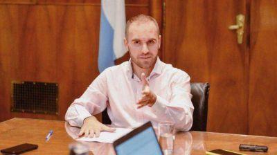 El desafío de Guzmán: superar 92% de adhesión del canje de 2005-2010