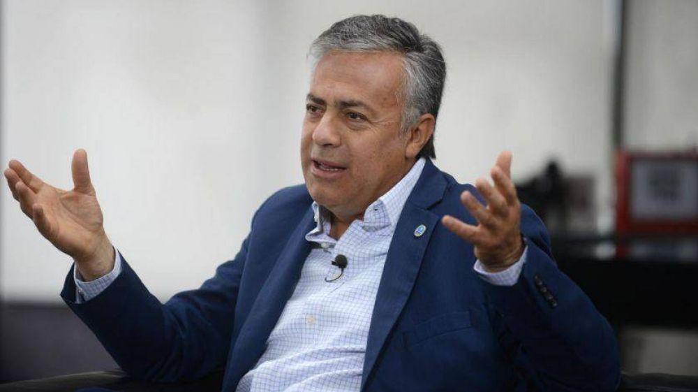 Cornejo dijo que JxC no va a debatir la reforma judicial si es virtual: