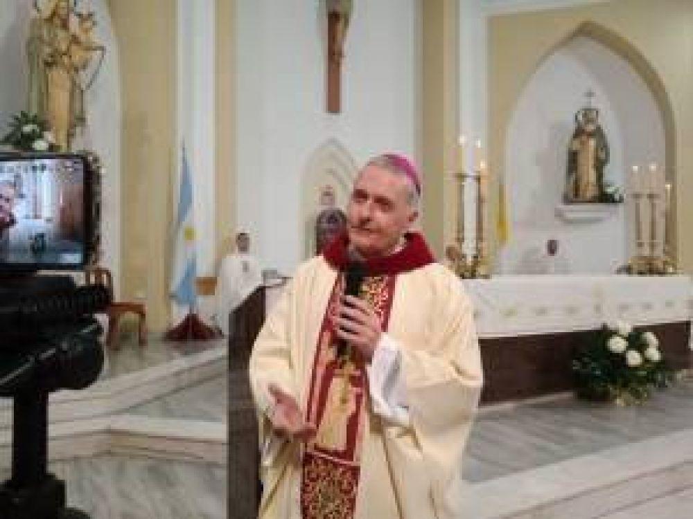 El Obispo encabezó la celebración de Santo Domingo de Guzmán