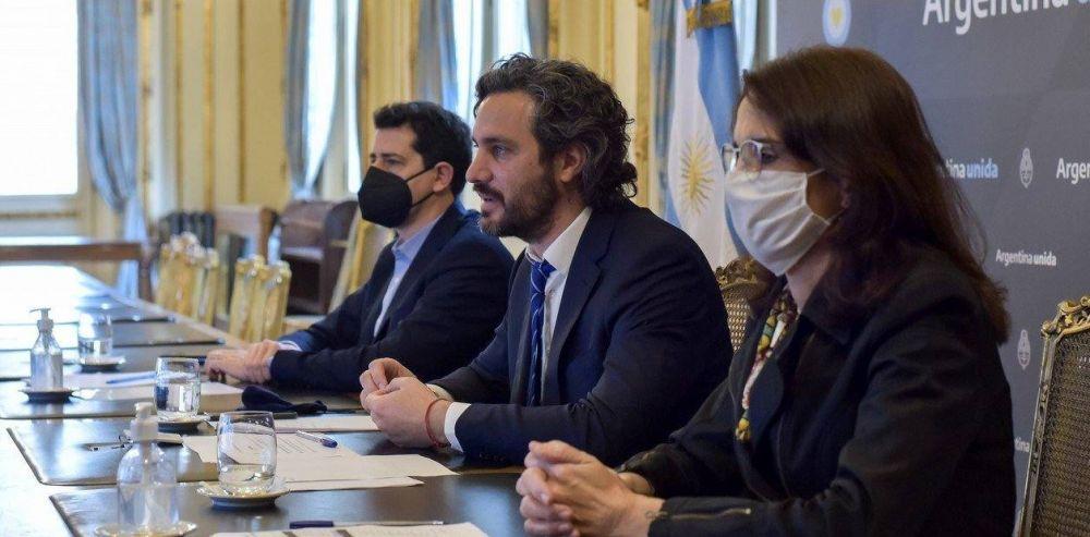 """El Gobierno se diferencia de Juan Grabois y dice que las tomas de tierras """"tienen que ver con situaciones más delictivas"""""""