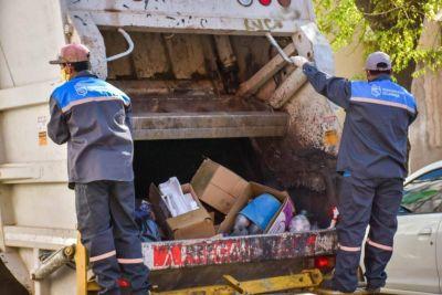 Recuperadores urbanos separaron 120 mil kilos de residuos reciclables