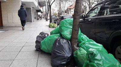 Por la cuarentena se redujo un 30% la generación de residuos en Mar del Plata