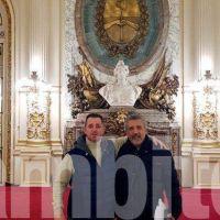 Las fotos de los espías de la AFI en la Casa Rosada durante el gobierno de Macri