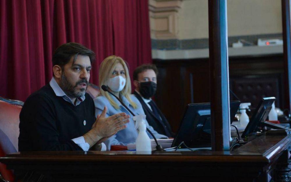 """El jefe de Gabinete de Ministros se fue """"decepcionado"""" con la oposición"""