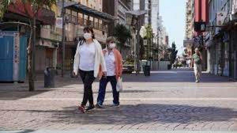 Ya hay más de 72 mil casos de coronavirus en la Ciudad