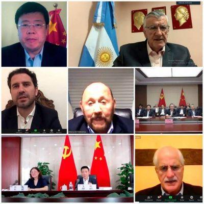 El peronismo refuerza el vínculo con el partido comunista de China para la formación de cuadros políticos