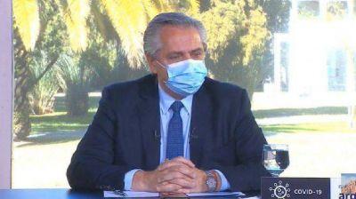 Alberto Fernández anuncia la fabricación en la Argentina de la vacuna de Oxford contra el coronavirus