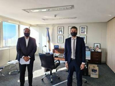El ministro de Turismo de la Nación, Matías Lammens, resaltó la colaboración sindical duarnte la pandemia