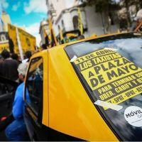 Ya sin Viviani, taxistas se declararon en alerta y movilización contra la