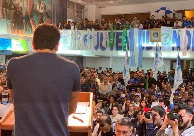 """La Juventud de la CGT asegura ser """"el presente y futuro"""" del sindicalismo argentino"""