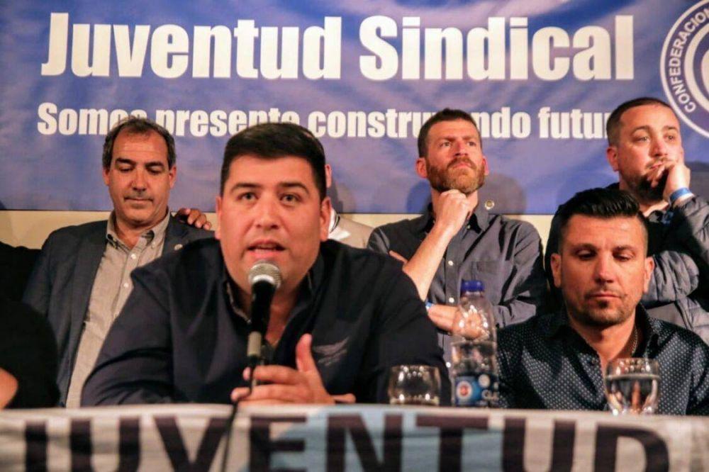 """La Juventud Sindical exigió participación en la CGT y volver a la """"mística revolucionaria"""""""