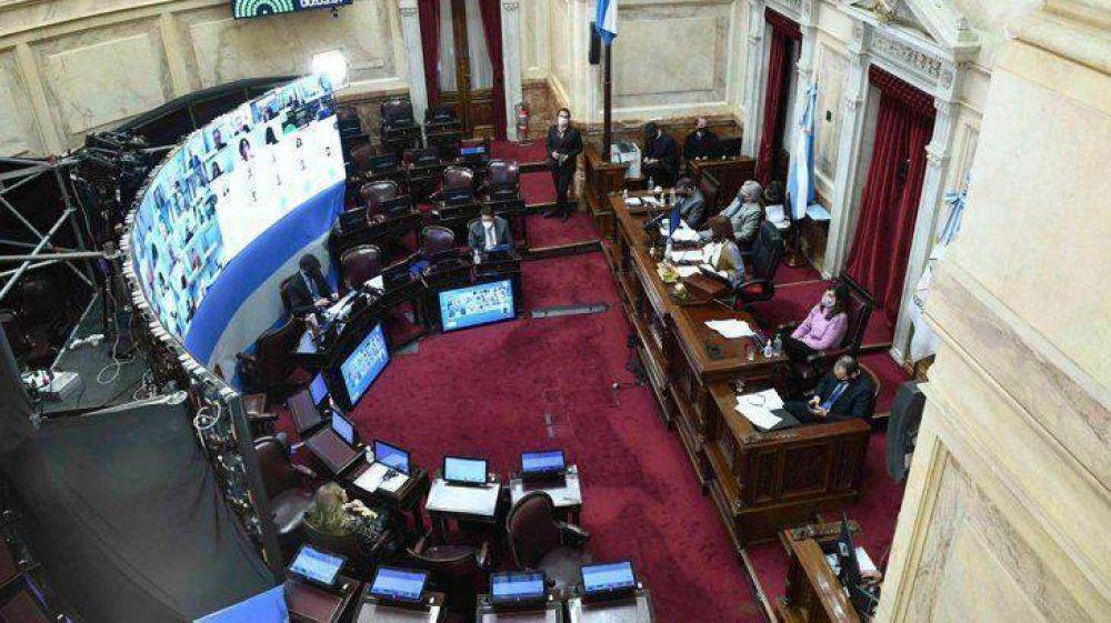 Senado blinda pack económico de alivio en pandemia: sanciona moratoria y avala guiño a turismo