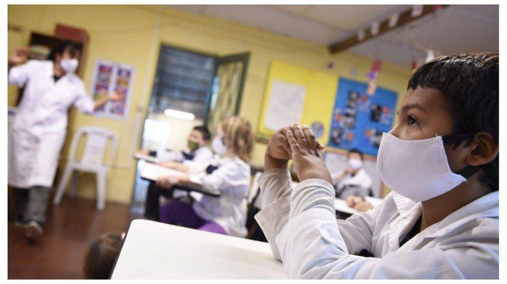 La Ciudad asegura que no hay fecha definida para la vuelta a las escuelas