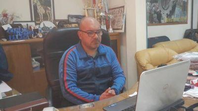 El secretario general de la UOM Morón, Sergio Souto dio positivo de coronavirus