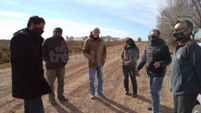 """El Trébol presentó un proyecto en el marco del programa """"Caminos de la ruralidad"""""""