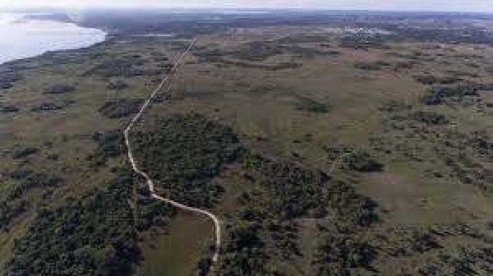 Santa Catalina: traspasarán los terrenos para crear la planta de residuos cloacales