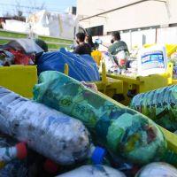 San Fernando instaló la primera campana para el reciclaje de botellas