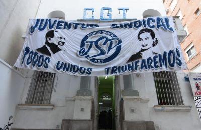 """Juventud Sindical de la CGT: """"Valoramos a la política sindical como herramienta de transformación social"""""""