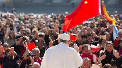 Sociedad por los Derechos Humanos pide al Vaticano que no renueve su acuerdo con China