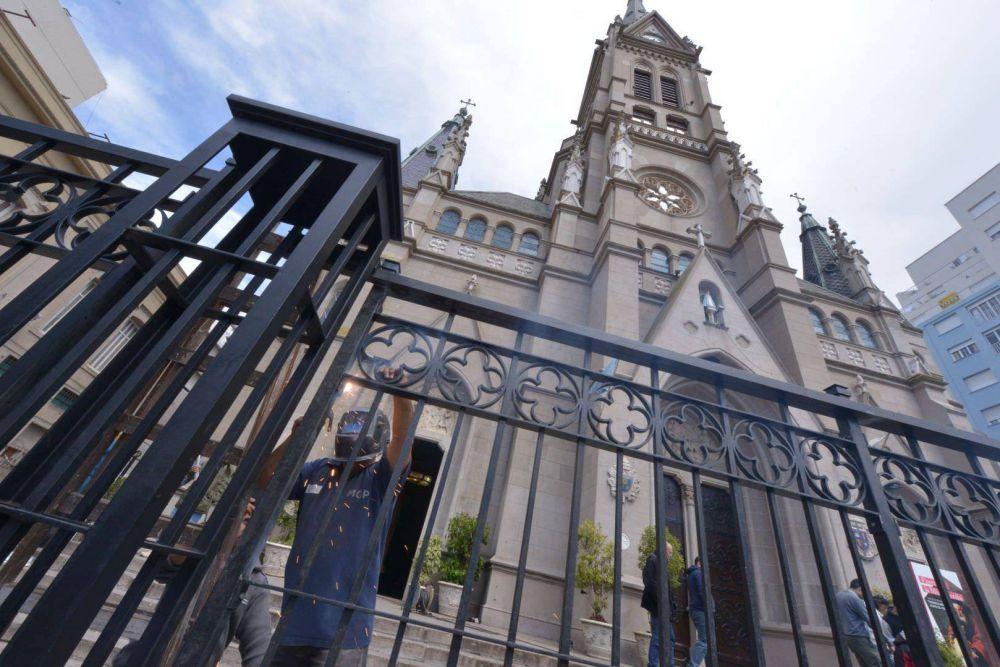 Se registraron nuevos casos de coronavirus en la Catedral de Mar del Plata