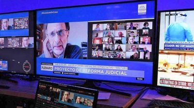 Reforma judicial: entre trabas en el Senado y futuras impugnaciones