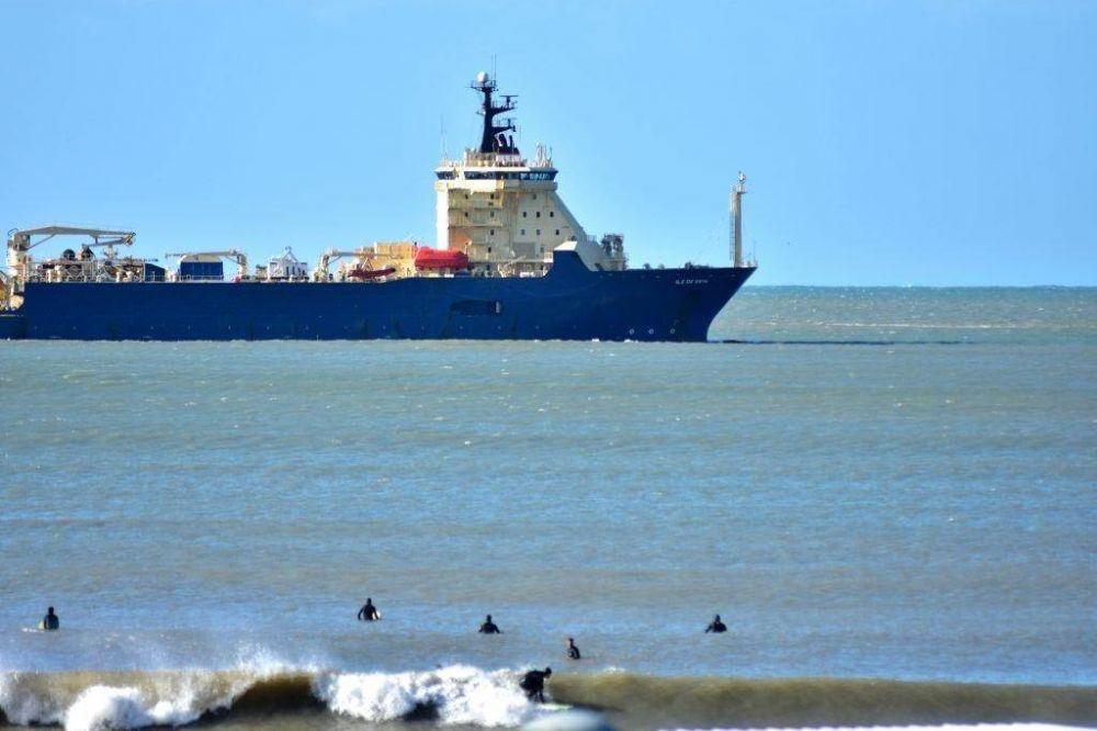 Gestionan con el gobierno nacional un nuevo dragado para el puerto