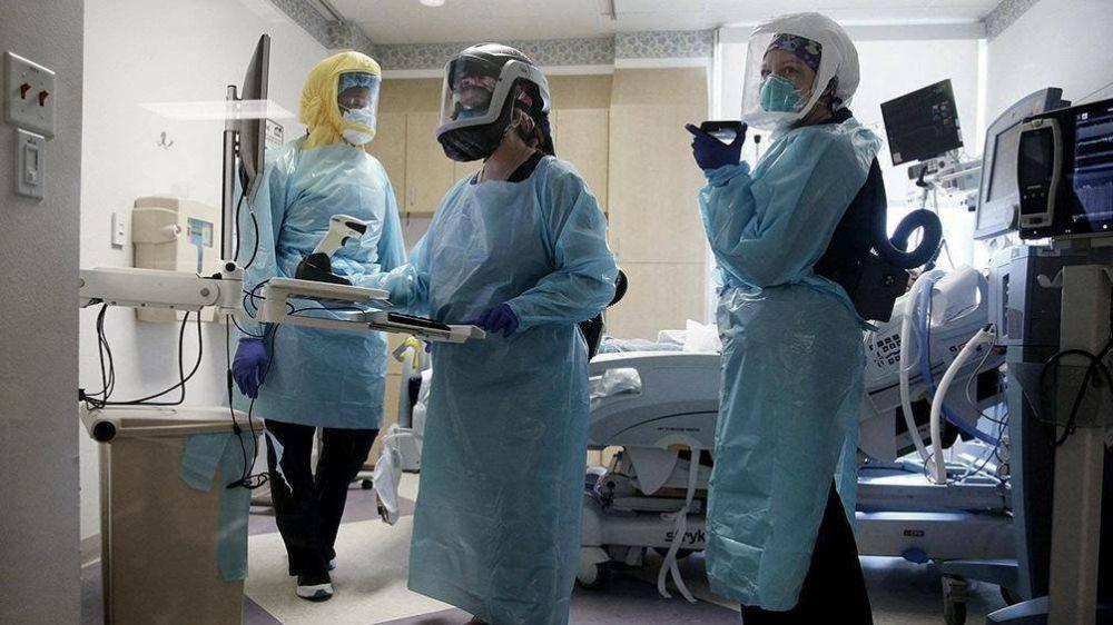Suman 5.703 los fallecidos y 294.569 los contagiados desde el inicio de la pandemia