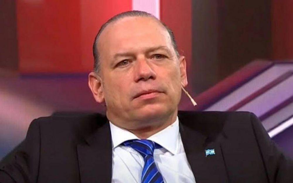 """Berni: """"No se determinó ningún vínculo entre la desaparición de Facundo y la Policía"""""""