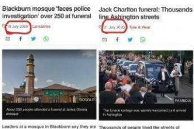 Acusan a la BBC de atacar a los musulmanes durante la pandemia