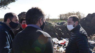 Lincoln: El municipio trabaja en el ordenamiento de los basurales a cielo abierto