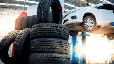 El reciclaje de neumáticos... ¿en línea con una conducción segura?