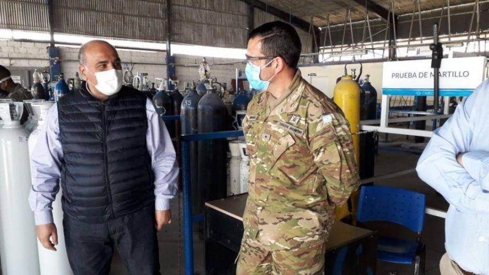 Morales cruzó a Manzur por atribuirse como ayuda de Tucumán a Jujuy una compra de oxígeno