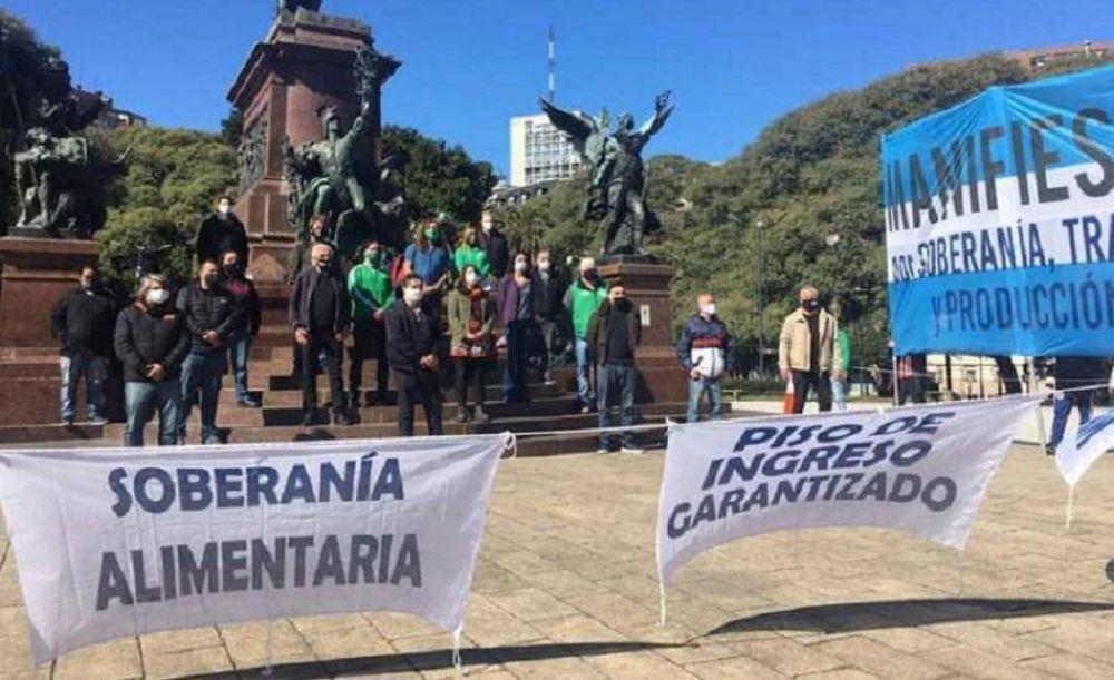 Se consolida armado político-sindical como ala izquierda del Frente de Todos