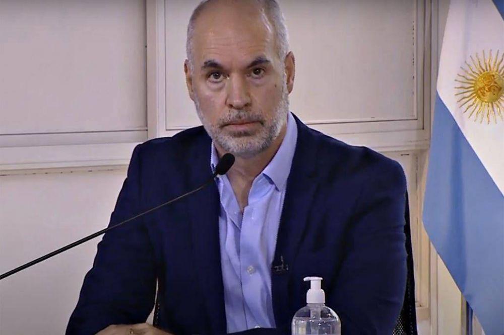 Coronavirus en la Argentina: Horacio Rodríguez Larreta ve una