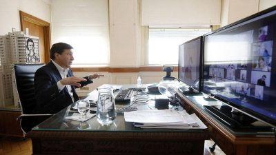 El Consejo Federal Argentina contra el Hambre se reunió con nuevos objetivos