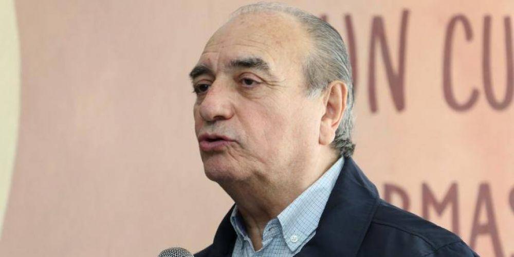 Julio Sotelo seguirá por un año más como interventor del Partido Justicialista