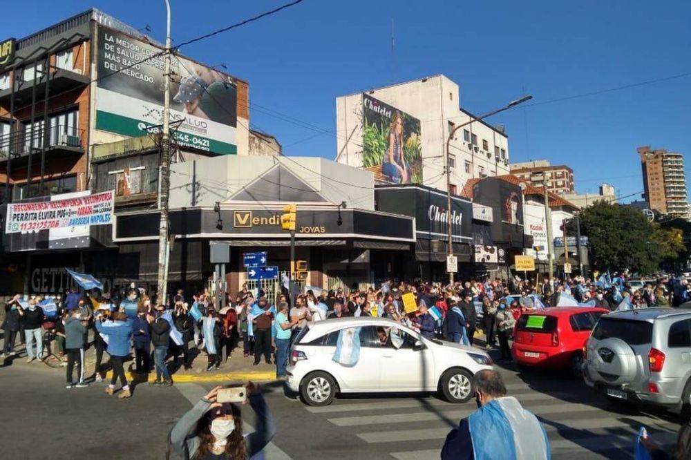 Banderazo: Los intendentes intentaron minimizar su efecto tras la sorpresiva adhesión en el conurbano