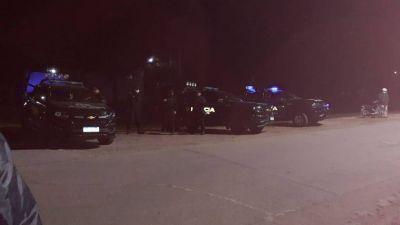 Patota de Vicentin atacó a trabajadores de la Algodonera Avellaneda y dejó dos empleadas hospitalizadas