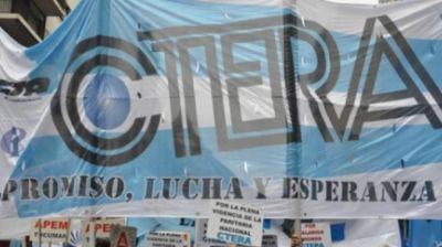 CTERA repudia las declaraciones del exministro de educación Alejandro Finocchiaro