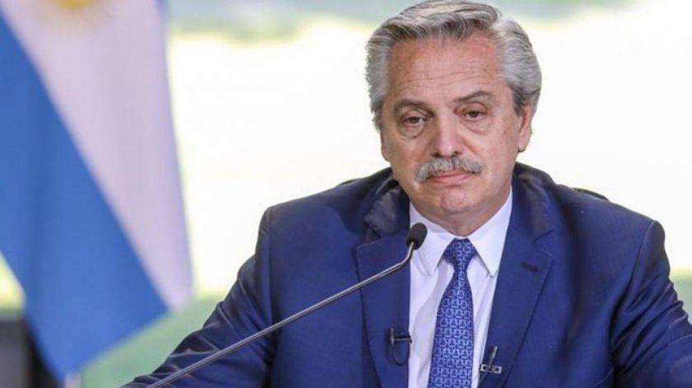 Tras el 17A, reaparece Alberto Fernández para inaugurar obra pública en las provincias