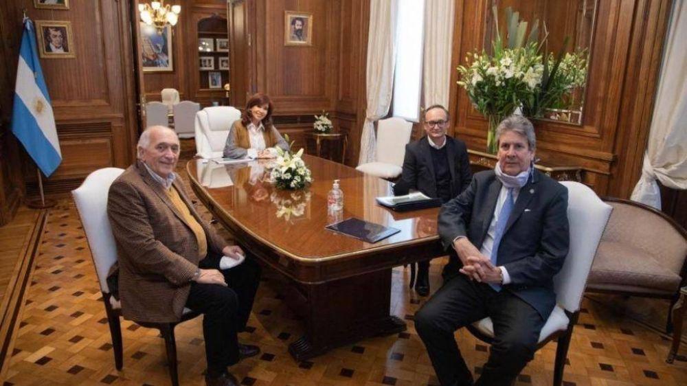 El Consejo Agroindustrial presentó su plan ante el Senado nacional