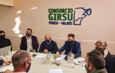 Intendentes de la comarca sostienen el Girsu y evalúan alternativas a Urbaser para el tratamiento de residuos
