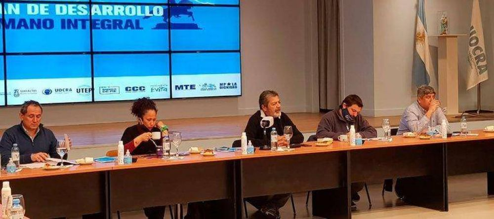 Sindicatos y movimientos sociales buscan consenso para su plan de reactivación: hoy se reunirán con Massa y quieren ver a Alberto Fernández