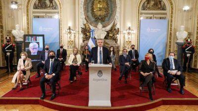 Duhalde, Cornejo, Bullrich, Ferraro, Espert y Stolbizer coincidieron en rechazar la reforma judicial que impulsa el Gobierno