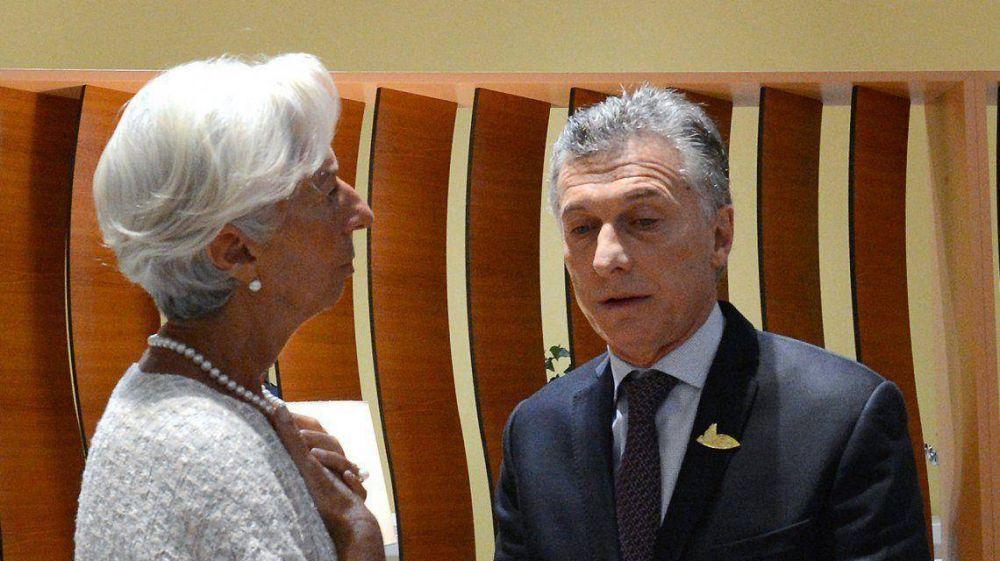 El FMI apuntó al gobierno de Macri y los inversores por la crisis