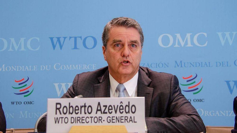 Roberto Azevêdo, nuevo vicepresidente ejecutivo de PepsiCo